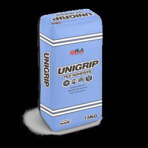 Unigrip tile adhesive
